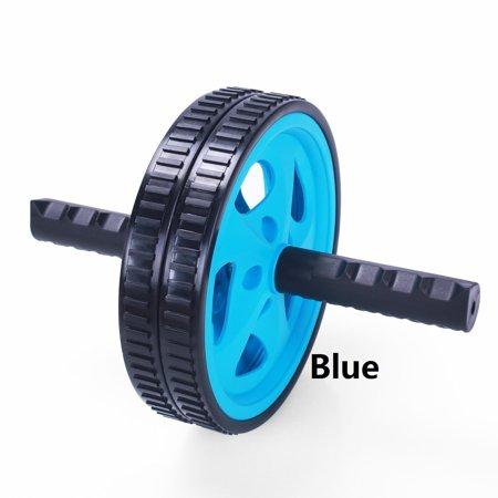 Adeco Trading Ab Wheel - Fitness Roller Abdominal Exercise Equipment