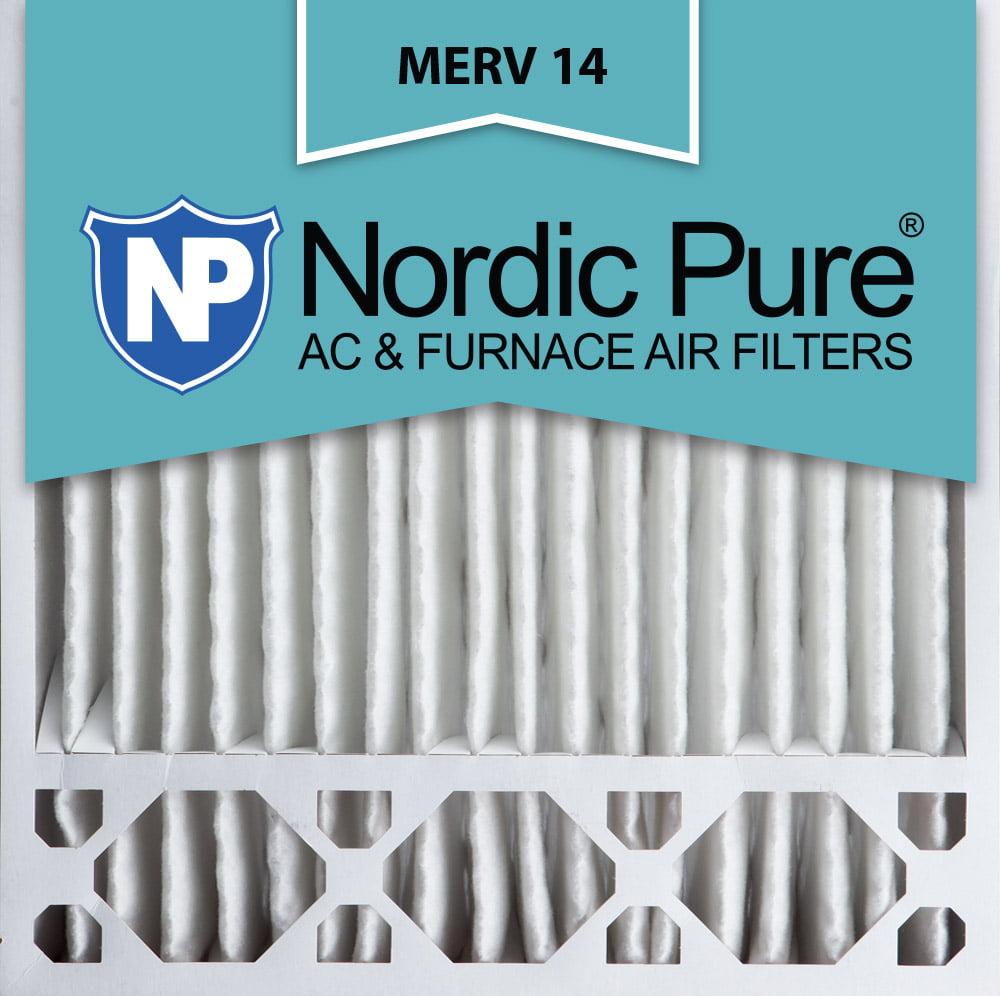 Nordic 20x20x5 Honeywell Replacement Pleated MERV 14 Air ...