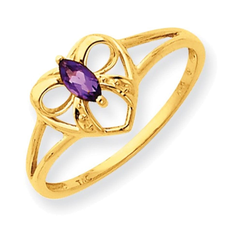 I1 clarity, G-I color Jewelry Adviser Pendants 14k White Gold AA Diamond Kid Pendant Diamond quality AA
