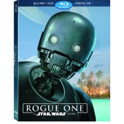 Rogue One: A Star Wars Story (Blu Ray + DVD + Digital HD) (Walmart Exclusive) by