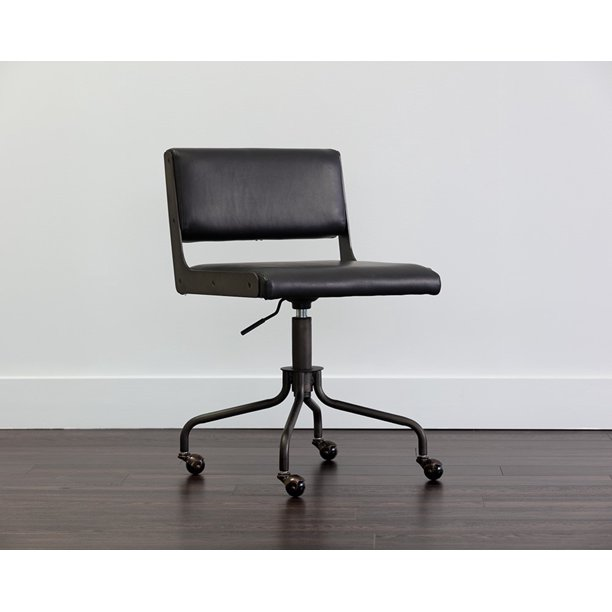 COREY OFFICE CHAIR - BLACK