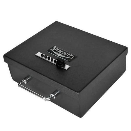 Stealth Portable Handgun Safe EZ Pistol Box
