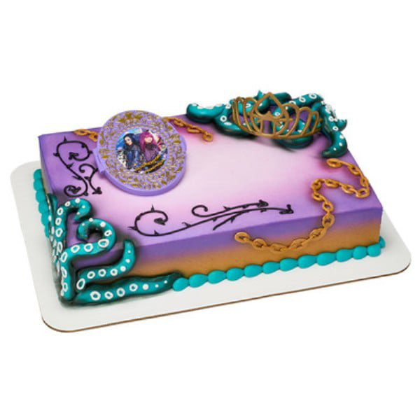Descendants 2 - Rock This Style Cake Topper - Walmart.com ...