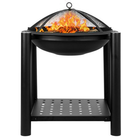 Ubesgoo 22 Quot Fire Pit Decoration Accent For Patio Backyard