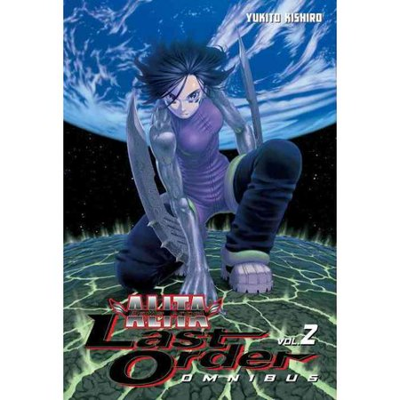 Battle Angel Alita: Last Order Omnibus 2 by