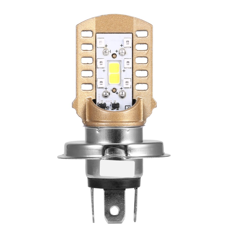 RTD M11J-H4 8W Replacement COB LED Lamp for Motorized Scooter LED Bulb