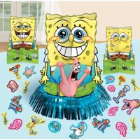SpongeBob Table Decorating Kit
