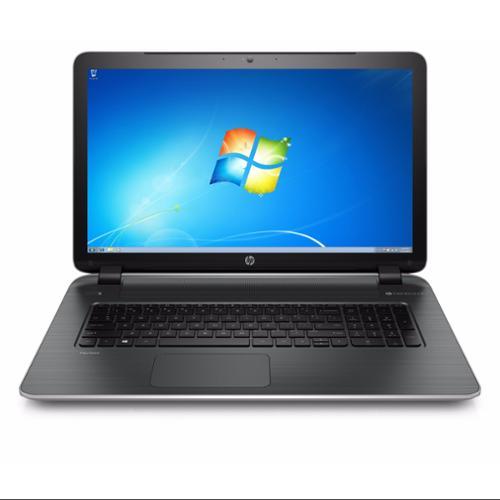 "Refurbished HP Pavilion 17.3"" Touchscreen Intel Core i3-6100U Laptop (Silver, Refurbished)"