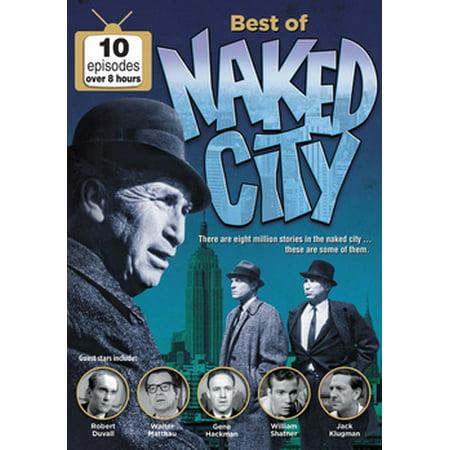 Best of Naked City (DVD)