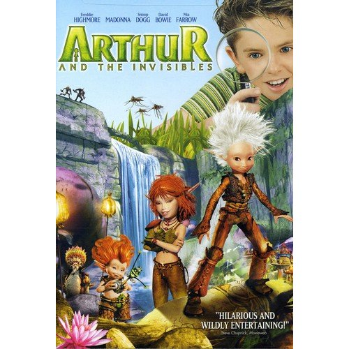 Arthur And The Invisibles (Widescreen)