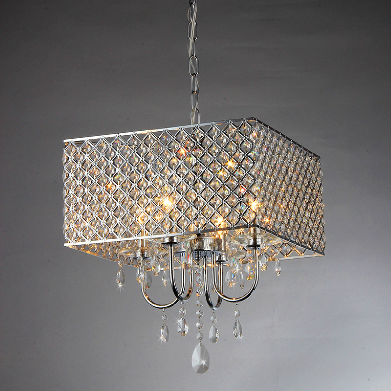 Warehouse of Tiffany Royal Crystal RL5623 Chandelier