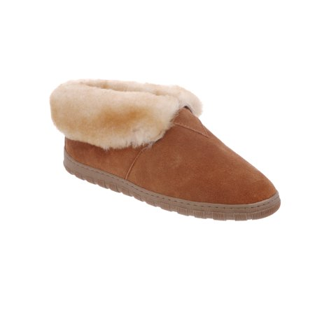Sheepskin Lined Shoes Mens