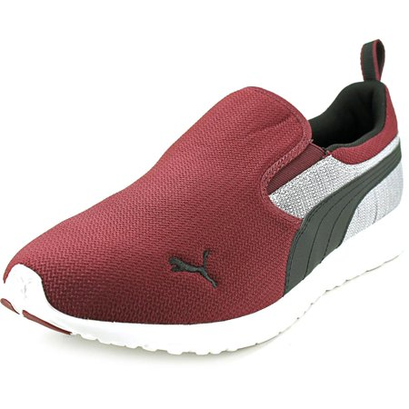 72434847269c PUMA - Puma Carson Runner Slip Men Round Toe Synthetic Burgundy Running  Shoe - Walmart.com