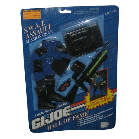Swat Assault - GI Joe Hall of Fame SWAT Assault Mission 12