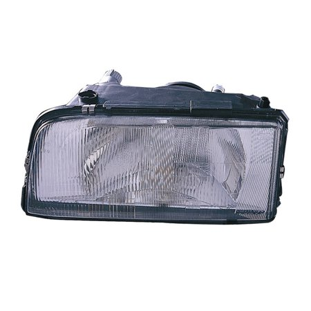 - Replacement Depo 373-1107L-AS Driver Side Headlight For 93-97 Volvo 850 68018142