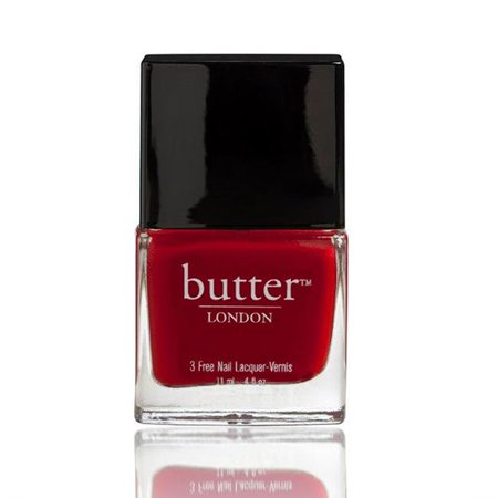 Best Butter London 3 Free Nail Lacquer, Saucy Jack, 0.4 Fl Oz deal
