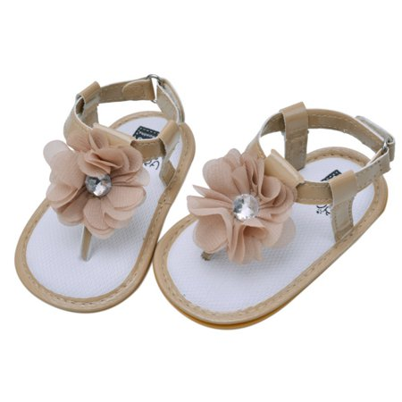 a095f2fd1d0 Sweetsmile - Sweetsmile Infant Baby Girl s Summer Sandals Flower ...
