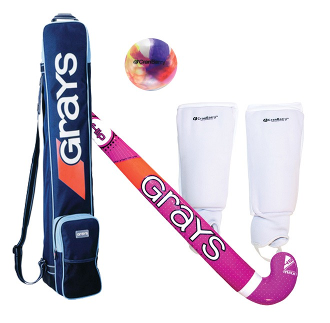 Grays Cranbarry Combi Field Hockey Starter Package by