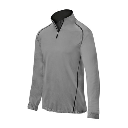 Youth Baseball Apparel - Youth Comp 1/4 Zip Pullover - -