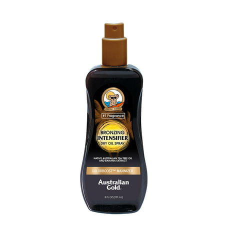 Australian Gold Bronzing Intensifier Dry Oil Spray, 8 FL