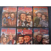 Roy Rogers With Dale Evans: Volume 1-6 (DVD)