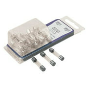 Sea Dog AGC Style Mixed Fuse Kit, Contains 5 each of 3, 5, 7.5, 10, 15 and 20 Amp Fuses