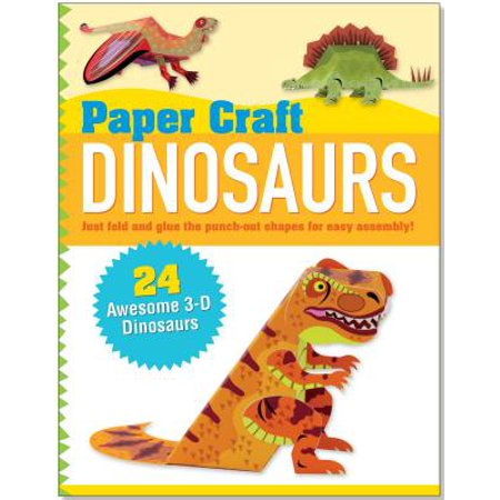 Paper Craft Dinosaurs](Mary Craft)