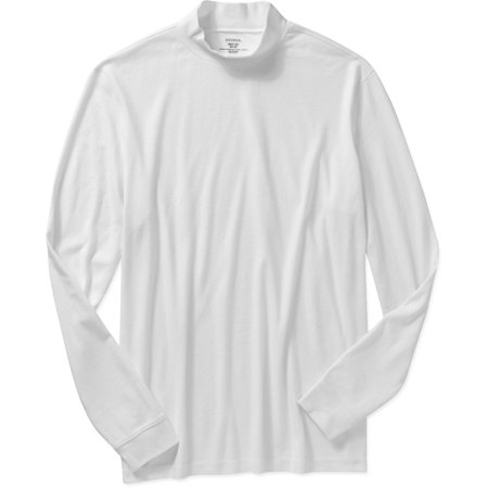 George big and tall men 39 s mock neck shirt for Big and tall mock turtleneck shirt
