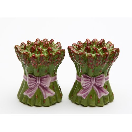 Cosmos Gifts Asparagus Salt and Pepper Set