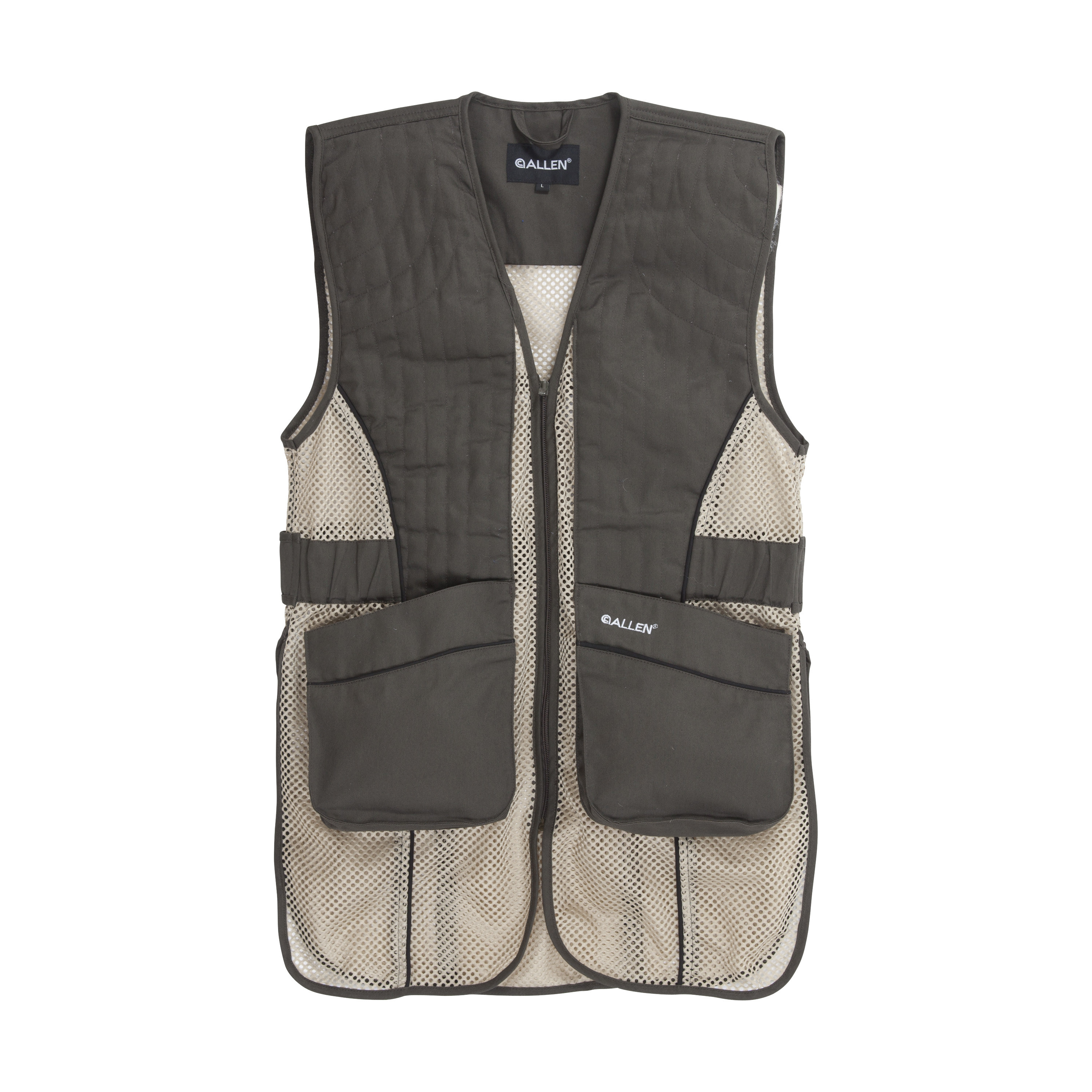Ace Shooting Vest Medium/Large, Ambidextrous by by Allen Company