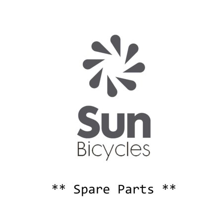 Sun Bicycles Replacement Tire - 20x1.75 BW -