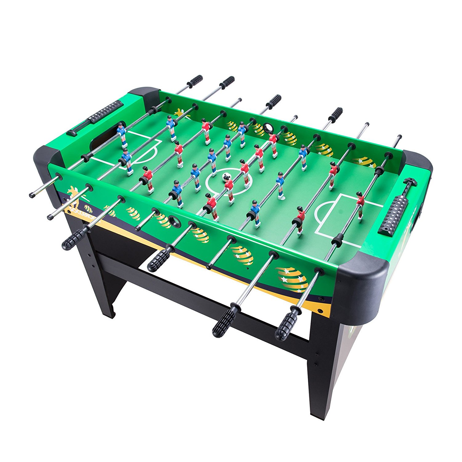 ... Regulation Foosball Table By Pinty Foosball Table Soccer 48 Mdf  Construction For Family Use ...