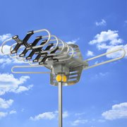 Best Car Tv Antennas - Best Choice Products HDTV Rotor Remote Outdoor Amplified Review