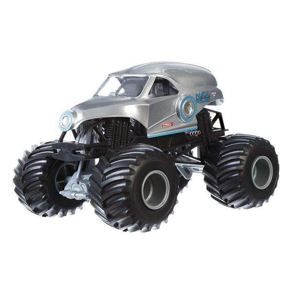 Hot Wheels Monster Jam New Earth Authority 1:24 Scale Die-Cast Vehicle by Mattel