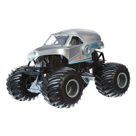 (Hot Wheels Monster Jam New Earth Authority 1:24 Scale Die-Cast Vehicle)