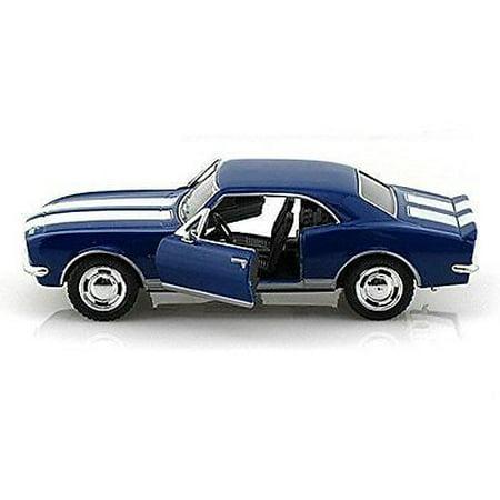 """5"""" Kinsmart 1967 Chevrolet Camaro Z/28 diecast model chevy toy 1:37 Blue"""