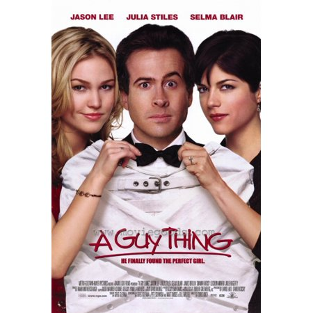 A Guy Thing Movie Poster  11 X 17