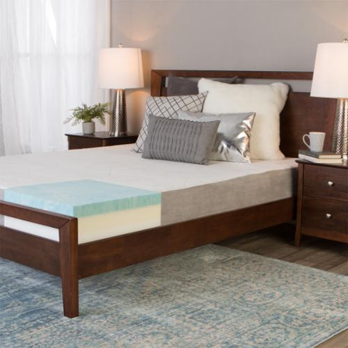 Slumber Solutions Choose Your Comfort 8-inch Full-size Gel Memory Mattress Soft