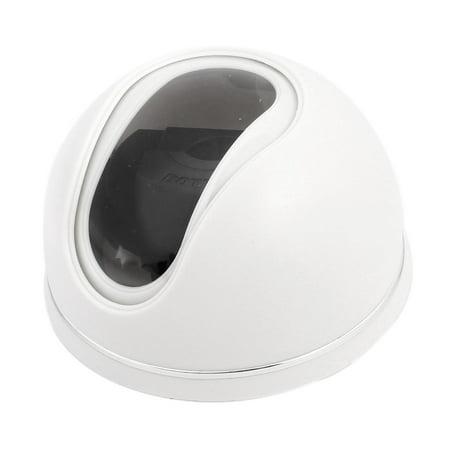 Unique Bargains Ceiling Mount CCTV Camera Dome Enclosure Housing Case for 1.7cm Sensor