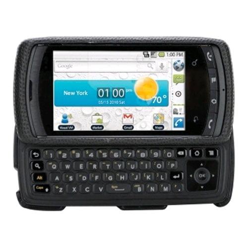 Body Glove - Snap-On Case for LG Ally VS740 - Black