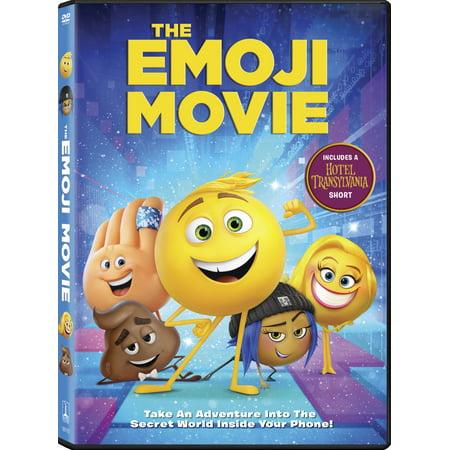 The Emoji Movie (DVD) - Halloweentown The Movie