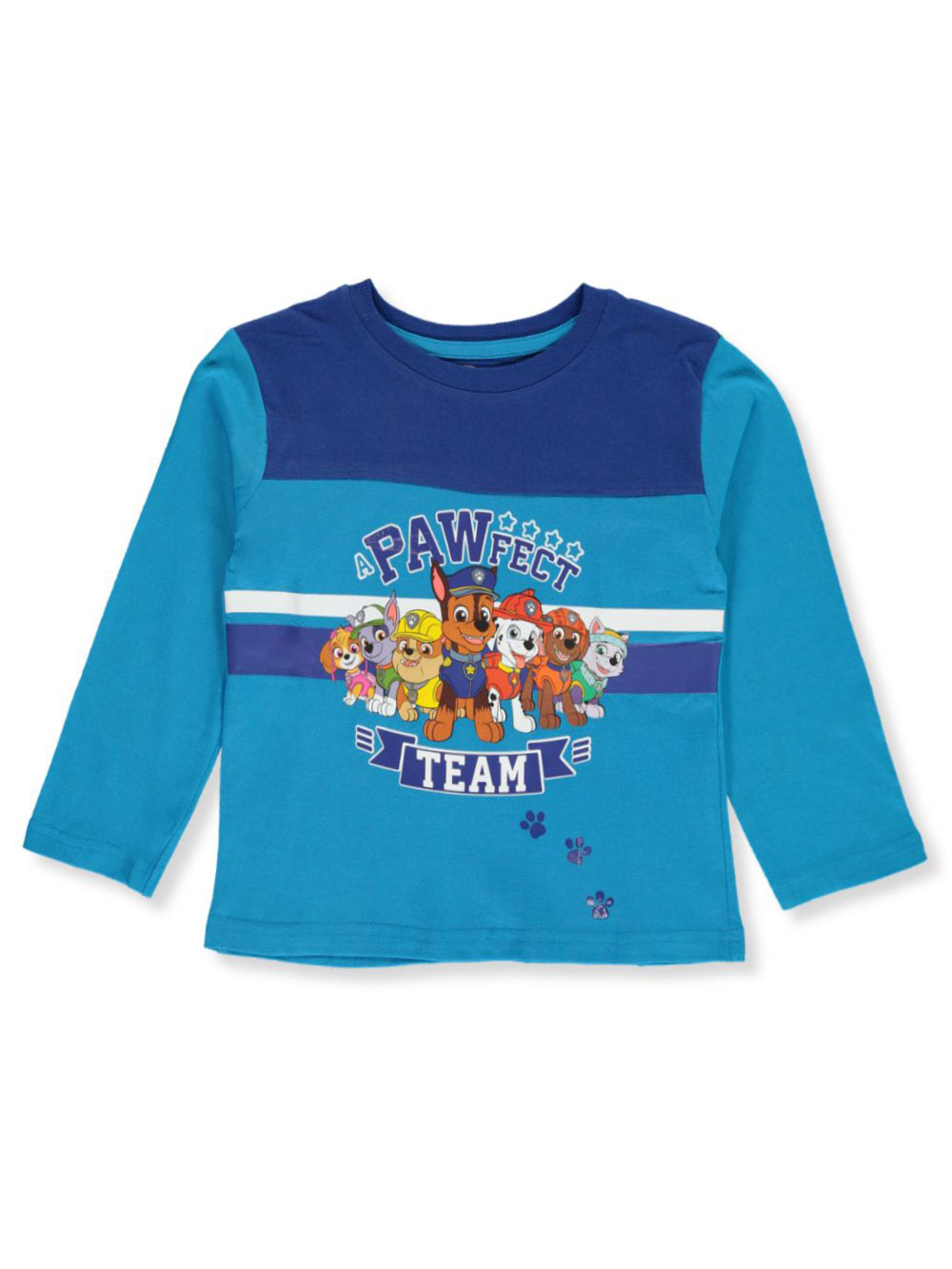 PAW PATROL SHIRT AND SHORTS~SIZE 12 MONTHS~PAWFECT TEAM~NEW W//TAG