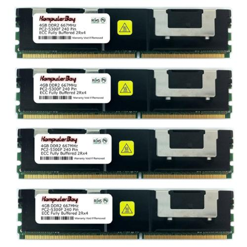 Komputerbay 16GB (4X4GB) Certified Memory for DELL POWERE...