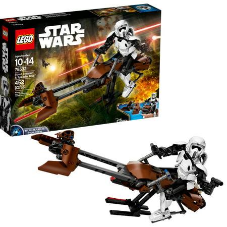 LEGO Star Wars Scout TM Trooper & Speeder Bike 75532 (Star Wars Lego Utapau Troopers)