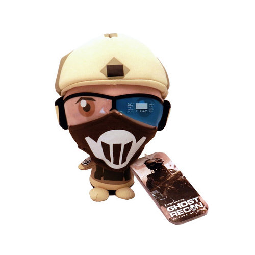 Goldie Marketing Tom Clancy's Ghost Recon Future Soldier 6'' Plush Toy