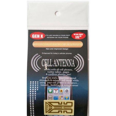 Generation X Plus Smartphone Antenna