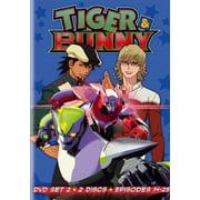 Tiger & Bunny: Set 2 (DVD)