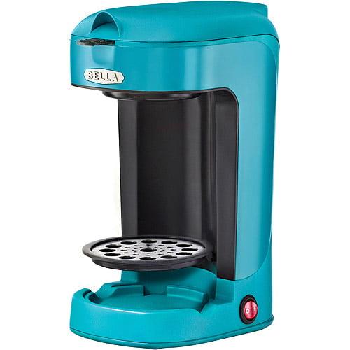 Bella Single Brew Coffee Maker Turq