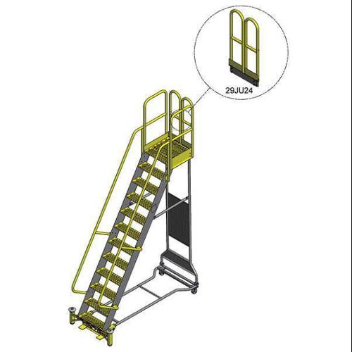 COTTERMAN WMX SRG C2 P1 Rear or Side Gate Option