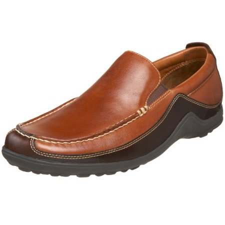 Cole Haan Men's Tucker Venetian Tan Ankle-High Leather Loafer -
